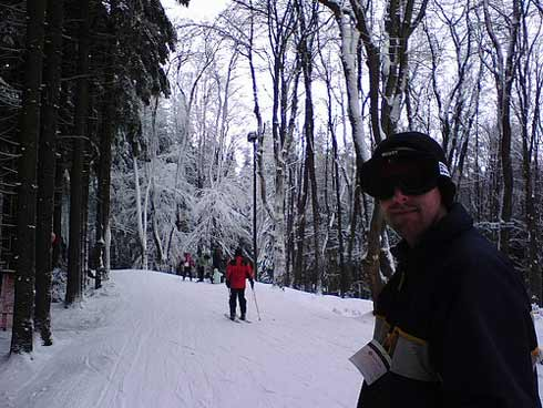 Holiday Valley Ski Resort.