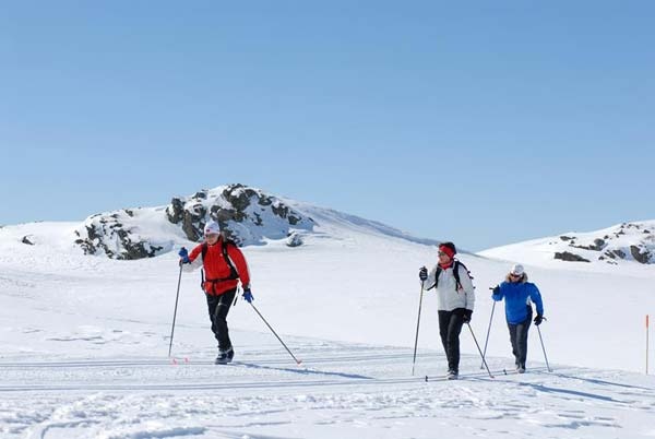 Norway - Touring on the Peer Gynt Loipe