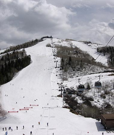 Steamboat Ski Resort.